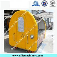 Latest Type Used Fast Food Carts For Sale With Convenient