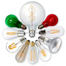 Special LED filament pattern G125 bulb g125 dimmable led big globe clear bulbs