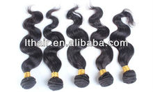 12inch to 36inch 5a grade unprocessed wholesale 100% indian human hair india