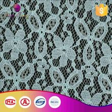 2015 Hot Sell Color Solid Lace Fabric Stores In China