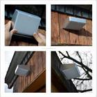 Início Outdoor Solar Security Motion Luz à prova de fogo da categoria PC de Proteção Ambiental