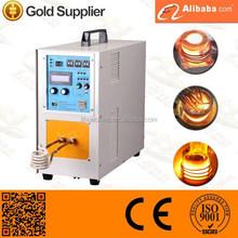 copper melting/smelting machine, induction melting machine, small melting furnace