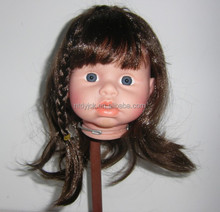 Cheap 18 inch making doll wigs barbie doll wigs wholesale