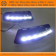 High Quality LED fog Light for Benz LED Daytime Running Light for Mercedes Benz W204 C class:C180/C250/C260/C300 2008-2010