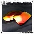 policarbonato de óculos de sol revo vermelho preto lente