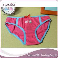 new style printed cartoon underwear for girls