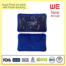 Plush backing Gel Heating Pad for Therapy Products Wholesales