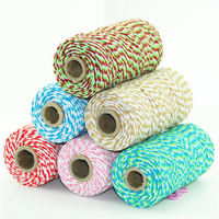 Newest professional long life cotton twine rope