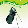 japan style custom stand OEM golf bag with golf bag manufactur