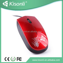 Fast Speed 1200DPI USB Wired Optical Mouse ,The Perfect Partner For Your Computer
