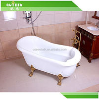 2015 Hot Design Luxury Sitting Bathtub Bathroom Shallow
