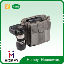 Custom Tag Trendy Digital Video Camcorder Bag