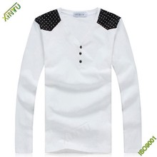 OEM Best selling plain no brand t-shirt/white t-shirt /long sleeve t-shirt