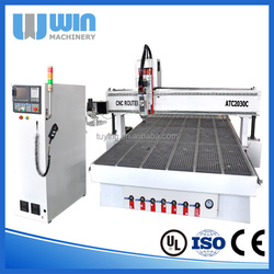 High Efficiency and Low Cost ATC CNC Router Wood Price