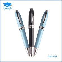 Opportunity small business metal twist ball pen fat ball pen