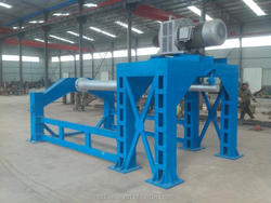Horizontal type RCC pipes or tubes making machine supplier