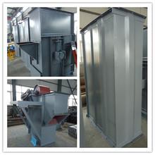 110 mm / 160 mm / 200 mm / 400 mm ancho cubos cemento elevador de cangilones cinta transportadora