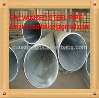 Q235 GI steel tube for transformer oil