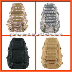 double military pvc waterproof dry bag with two straps for camping and travelling