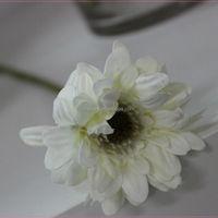 white bulk silk artificial flowers handmade decoration flower
