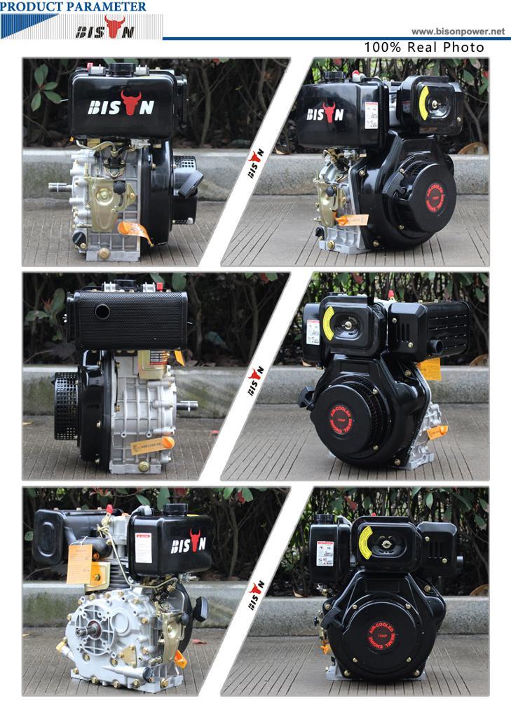 10hp diesel engine BSD186FA 9