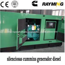 generador de alta clase con generador de canopy