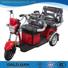 work tricycle electric tricycle with passenger seats