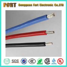 Single conductor silicone UL 3213 applicance lead wire