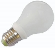 hot new products for 2015 P55 5w 7w led bulb 360 degree ceramic bulbs with frosted glass/led lamp 3000k or 6000k