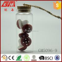 2015 new design factory supplier hotsell custom decorative fruit and vegetable bottles