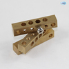 Customize Brass Terminal Blocks Earth Bars Earth Blocks For Electric Meter Accessories