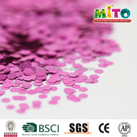 Beautiful Pink color glitter shaker Diamond Glitter Powder