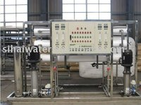 3t/h single-stage ro water machine