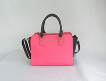 Tinymates bright pink women's bag handbag women shoulder bag