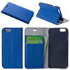 China factory high quality filp wallet pu leather case for iphone 6