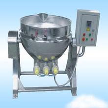 Vapor caldera con camisa calefactora, almidón pasta caldera, eléctrica ollas a presión