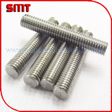 CNC machining customized shape Wolfram set screws