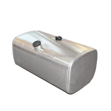 square aluminum alloy fuel tank/oil tank for truck