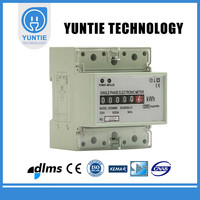 High Quality Din Rail Installation Kilowatt Hour Meter