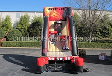 Inflatable Hoop Zone ,2015 Hot Inflatable Sports Games From Audiinflatables