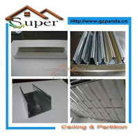 Drywall Metal Stud And Track C Channel Specification