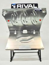 Aluminum skid plate for AUDI Q5