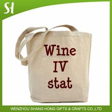 custom print tote bag cheap tote bags/felt tote wine bag