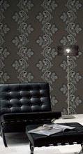 modern house design PVC heavy deep embossed wallpaper silk wallpaper