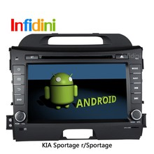 2015 Pure Android 4.2 8 inch Car DVD GPS+Glonass sportage r/Sportage 2014 2011 2012 2013 radio bluetooth+16G Inand