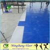 Eco-friendly PP Durable suspended Outdoor sport interlocking plastic flooring