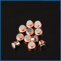 Relay Motor Silver Alloy Electrical Contact Point Manufacturer