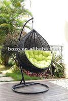 Hot sell Rattan Egg Chair Swing Chair