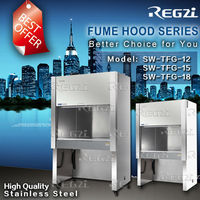 <Stainless Steel> Laboratory Equipment / Chemical Fume Hood