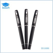 Cheap name printable advertising cheap metal roller ball pen